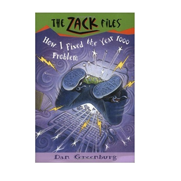 RL 3.5 : Zack Files Series #18 : How I Fixed the Year 1000 Problem (Paperback)