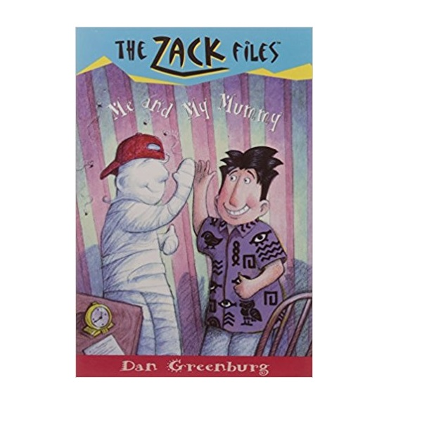 RL 3.5 : Zack Files Series #26 : Me and My Mummy (Paperback)