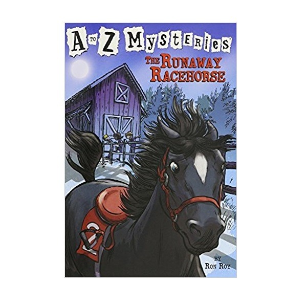 RL 3.6 : A to Z Mysteries Series #18 : The Runaway Racehorse (Paperback)