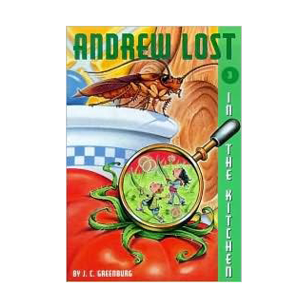 RL 3.6 : Andrew Lost Series #3 : In the Kitchen (Paperback)