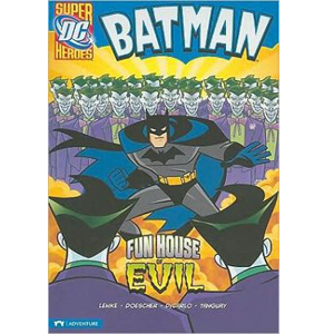 RL 3.6 : DC Super Heroes : Batman : Fun House of Evil (Paperback)