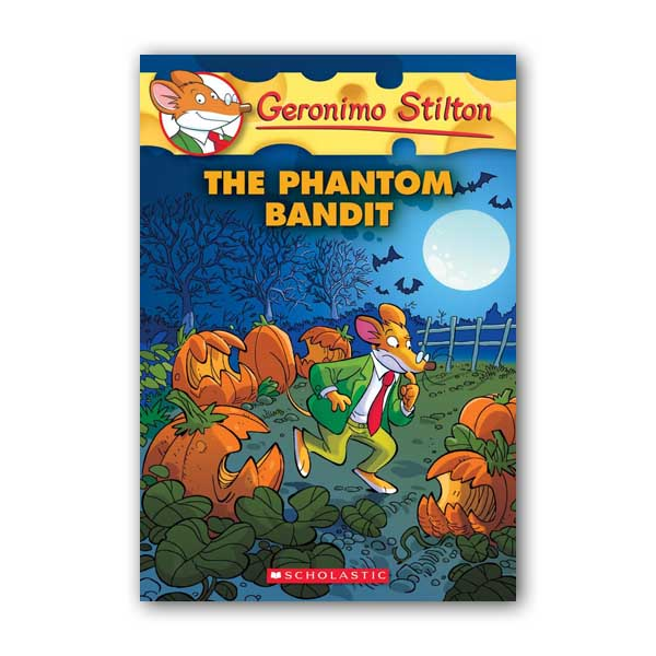 RL 3.6 : Geronimo Stilton #70 : The Phantom Bandit (Paperback)