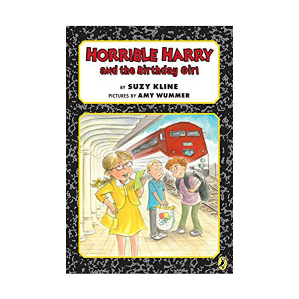 Horrible Harry and the Birthday Girl (Paperback)