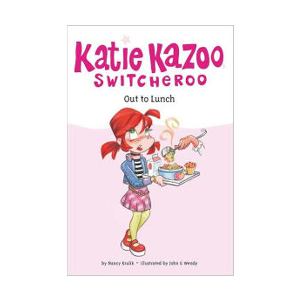 RL 3.6 : Katie Kazoo, Switcheroo #02 : Out to Lunch (Paperback)
