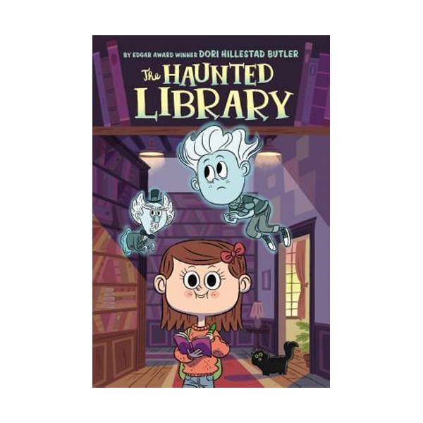 The Haunted Library #01 (Paperback)