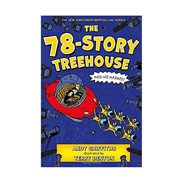 나무집 78층 : The 78-Story Treehouse (Hardcover, 미국판)