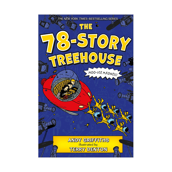 나무집 78층 : The 78-Story Treehouse (Paperback, 미국판)