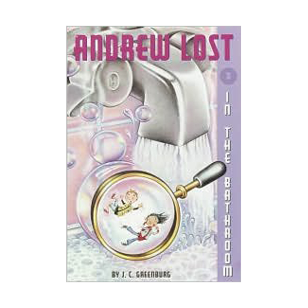 RL 3.7 : Andrew Lost Series #2 : In the Bathroom (Paperback)