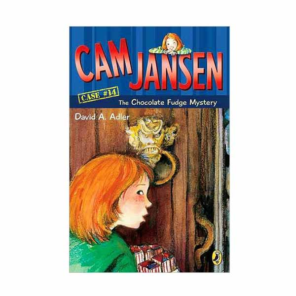 Cam Jansen #14 : The Chocolate Fudge Mystery (Paperback)