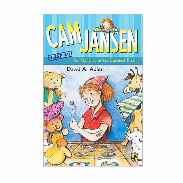 Cam Jansen #09 : The Mystery of the Carnival Prize (Paperback)