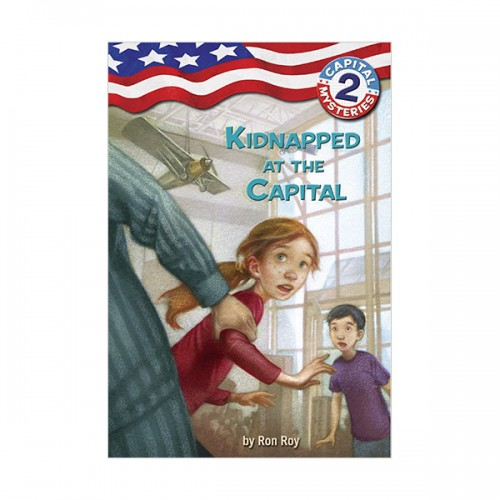 Capital Mysteries #02 : Kidnapped at the Capital (Paperback)