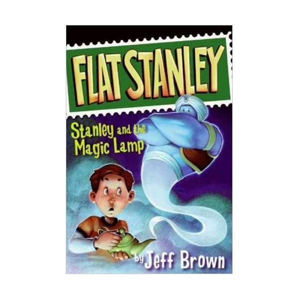 Flat Stanley : Stanley and the Magic Lamp (Paperback)