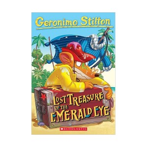 Geronimo Stilton #01 : Lost Treasure of the Emerald Eye (Paperback)