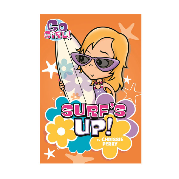 Go Girl! #08 : Surf's Up! (Paperback)