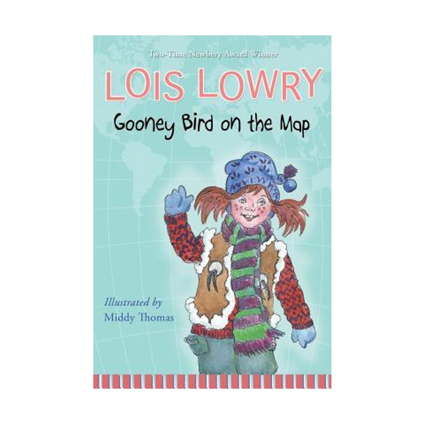RL 3.7 : Gooney Bird Greene : Gooney Bird on the Map (Paperback)