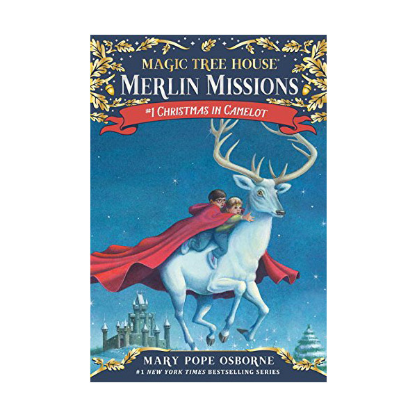 RL 3.7 : Magic Tree House : Merlin Missions #1 : Christmas in Camelot (Paperback)