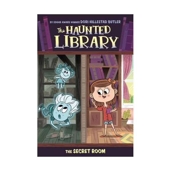 The Haunted Library #05 : The Secret Room (Paperback)