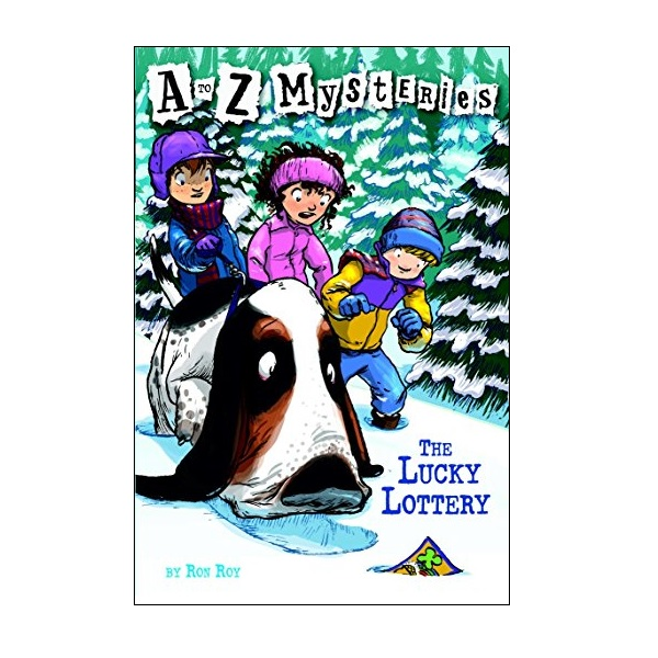RL 3.8 : A to Z Mysteries Series #12 : The Lucky Lottery (Paperback)