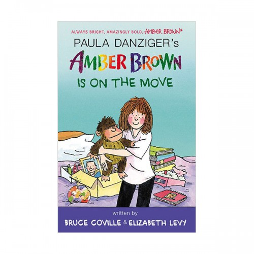 RL 3.8 : Amber Brown #11 : Amber Brown Is on the Move (Paperback)