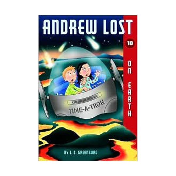RL 3.8 : Andrew Lost Series #10 : On Earth (Paperback)