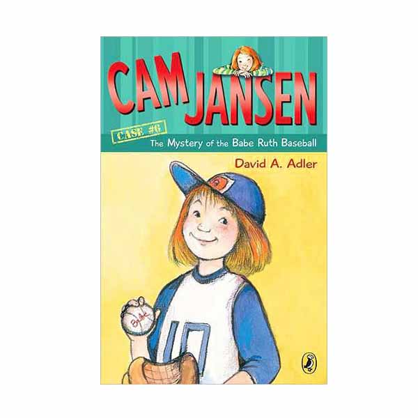 RL 3.8 : Cam Jansen #6 : The Mystery of the Babe Ruth Baseball (Paperback)