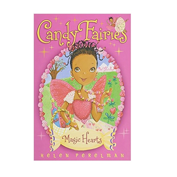 RL 3.8 : Candy Fairies #5 : Magic Hearts (Paperback)