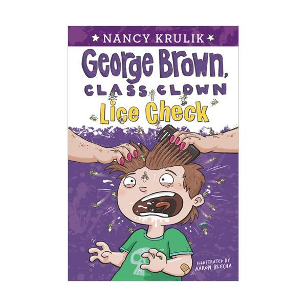 George Brown, Class Clown #12 : Lice Check (Paperback)