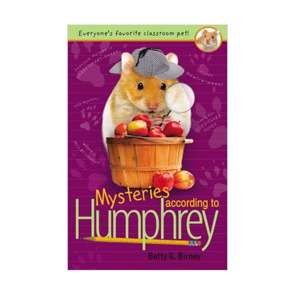 RL 3.8 : Humphrey Series #8 : Mysteries According to Humphrey (Paperback)
