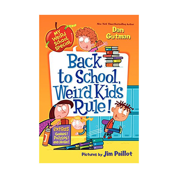 RL 3.8 : My Weird School Special : Back to School, Weird Kids Rule! (Paperback)