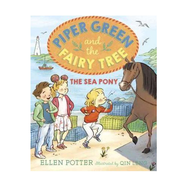 RL 3.8 : Piper Green and the Fairy Tree #03 : The Sea Pony (Paperback)