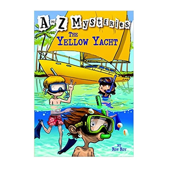 RL 3.9 : A to Z Mysteries Series #25 : The Yellow Yacht (Paperback)