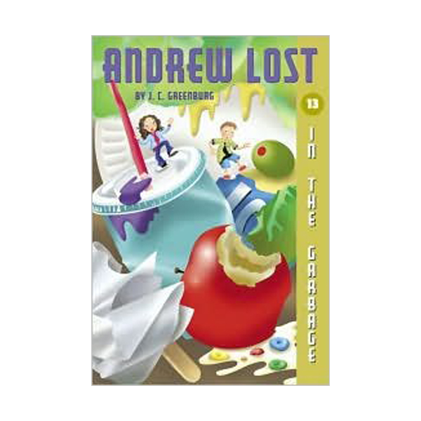 RL 3.9 : Andrew Lost Series #13 : In the Garbage (Paperback)