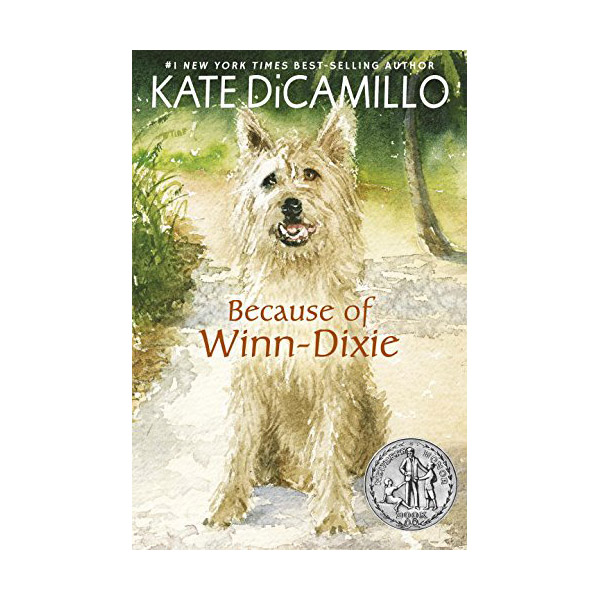 [2001 뉴베리] Because of Winn-Dixie (Paperback)