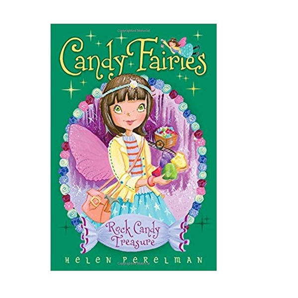 Candy Fairies #18 : Rock Candy Treasure (Paperback)