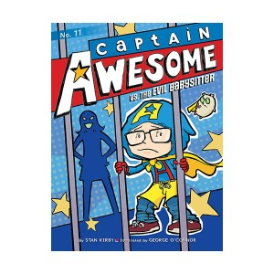 RL 3.9 : Captain Awesome Series #11 : Captain Awesome vs. the Evil Babysitter (Paperback)