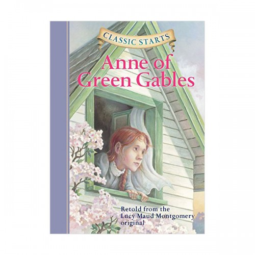 RL 3.9 : Classic Starts: Anne of Green Gables (Hardcover)