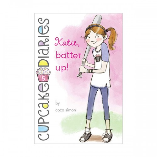 RL 3.9 : Cupcake Diaries #5 : Katie, Batter Up! (Paperback)