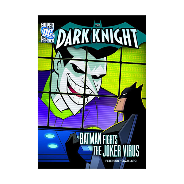 DC Super Heroes : The Dark Knight : Batman Fights the Joker Virus (Paperback, 풀컬러)
