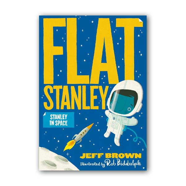 RL 3.9 : Flat Stanley : Stanley in Space (Paperback, 영국판)