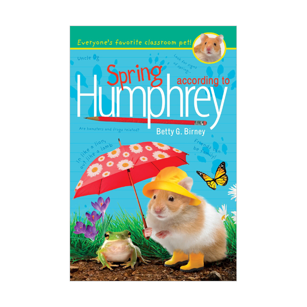 RL 3.9 : Humphrey Series #12 : Spring According to Humphrey (Paperback)