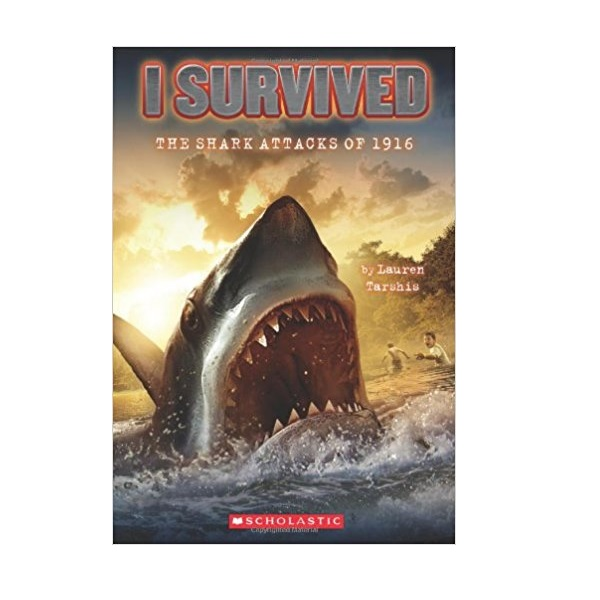 I Survived #02 : I Survived the Shark Attacks of 1916 (Paperback)