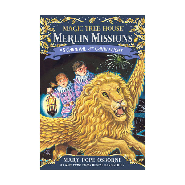 RL 3.9 : Magic Tree House : Merlin Missions #5 : Carnival at Candlelight (Paperback)