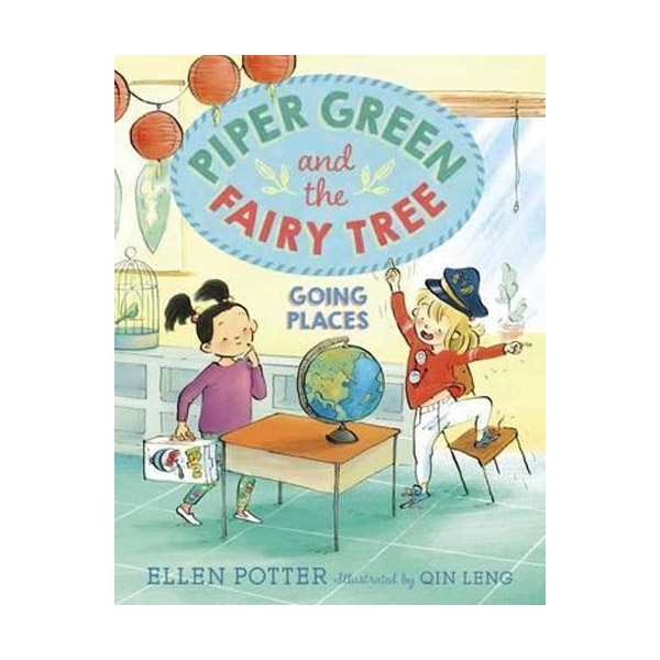 RL 3.9 : Piper Green and the Fairy Tree : Going Places (Paperback)