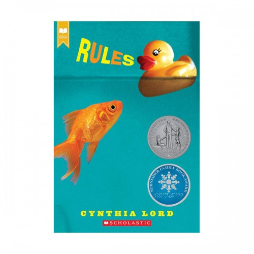 Rules (Paperback, Newbery)