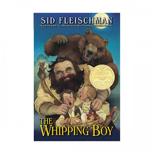 RL 3.9 : The Whipping Boy (Paperback, Newbery)
