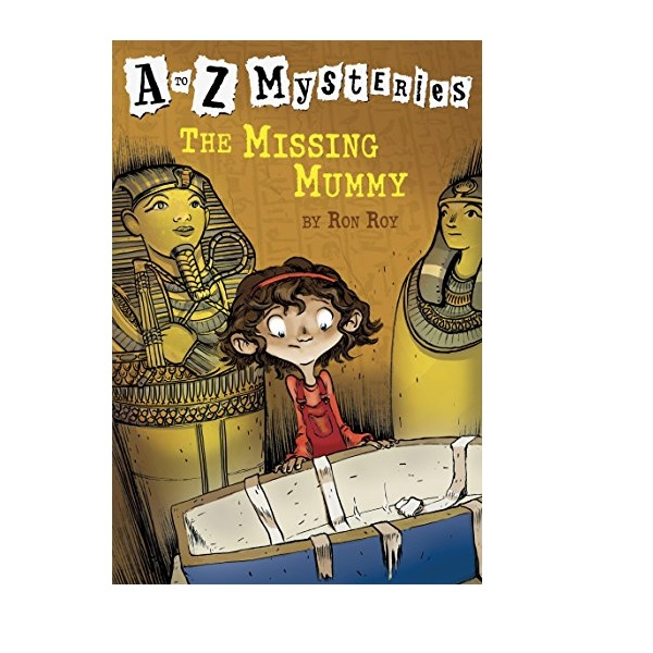 RL 4.0 : A to Z Mysteries Series #13 : The Missing Mummy (Paperback)