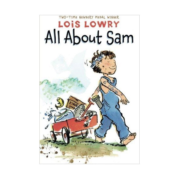 RL 4.0 : All about Sam (Paperback)