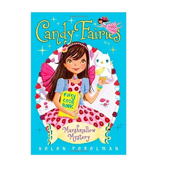 Candy Fairies #12 : Marshmallow Mystery (Paperback)