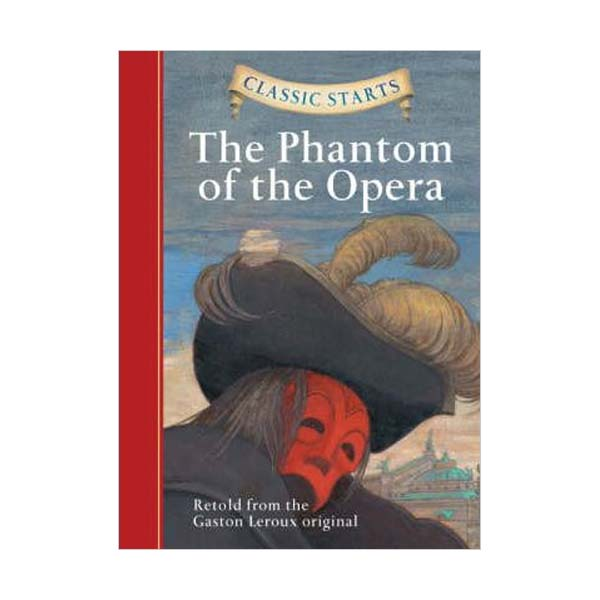RL 4.0 : Classic Starts : The Phantom Of The Opera (Hardcover)