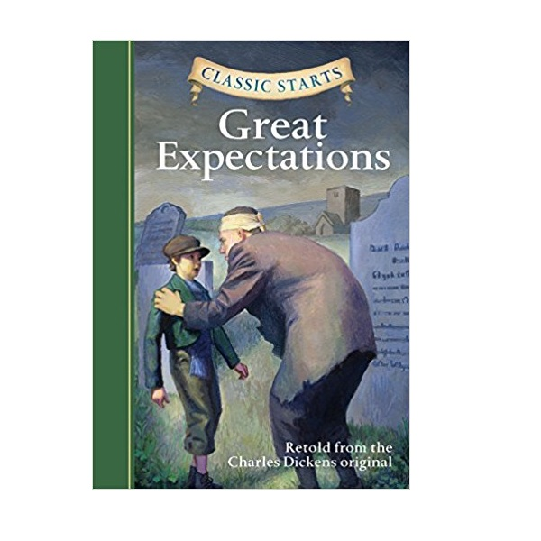 RL 4.0 : Classic Starts: Great Expectations (Hardcover)